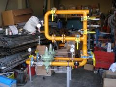 Fabricaci�n de estaciones de regulaci�n y medida
