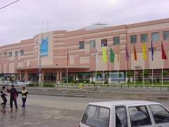 Pintura exterior- centros comerciales