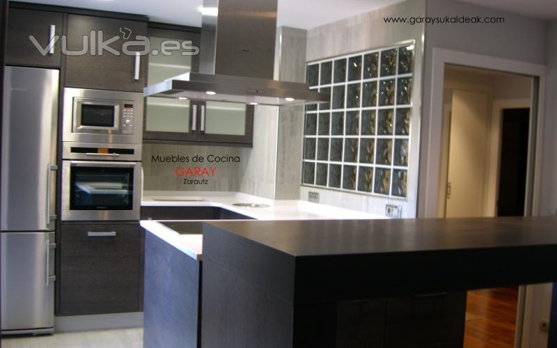 Cocinas garay sukaldeak for Paginas muebles