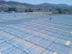 Estructuras fotovoltaicas (isofix)