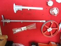 Calibres y ruedas para cuentametros.