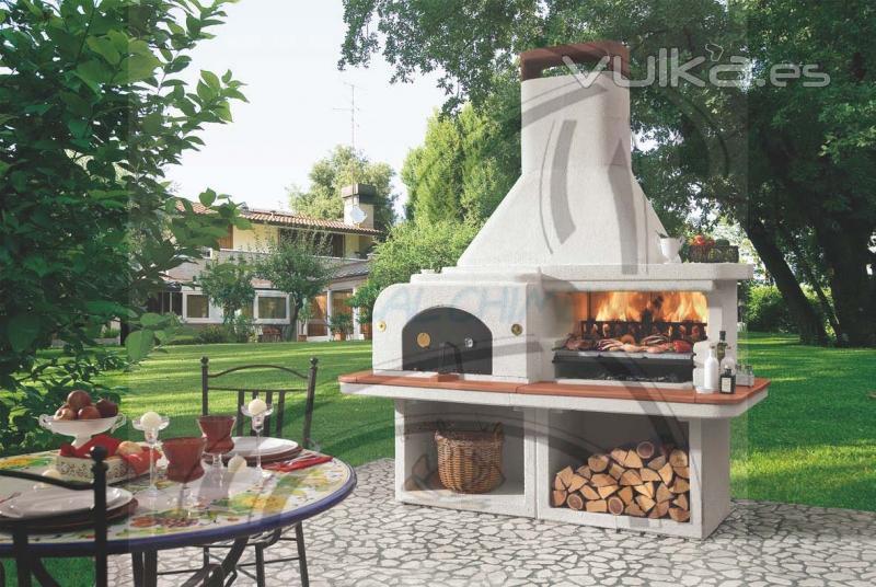 Chimecal chimeneas salamanca - Chimeneas para hornos de lena ...