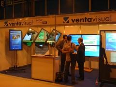 Participación de venta visual en totalmedia 2009
