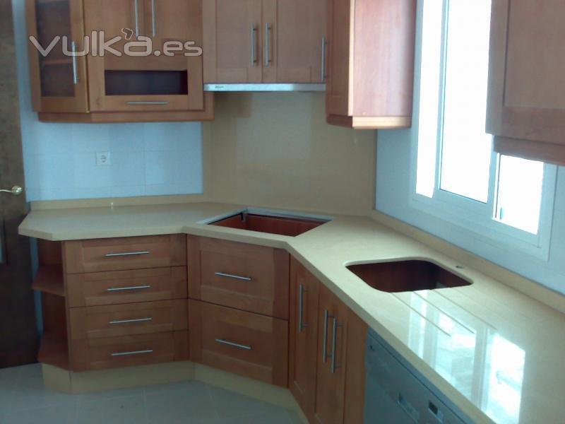 Marmoles y pulimentos lara - Encimera marmol cocina ...
