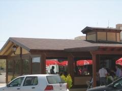 Chiringuito puerto de garrucha, el almejero