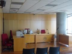 Sistema de grabaci�n ministerio de justicia