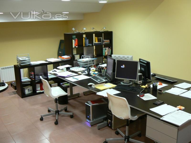 Foto oficinas en virrey abascal 9 bajo oviedo for Oficinas liberbank oviedo