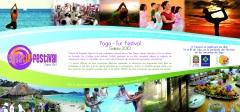 Yogatur festival galicia - interior folleto