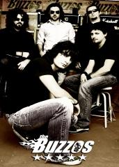 The buzzos (rock) ganadores del festimad 2010