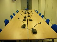 Salas de reuniones - capitanía general - cartagena