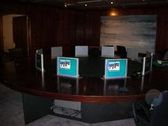 Sala del consejo - caja de ahorros del mediterráneo - alicante