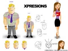 Animación 3d creación de personajes