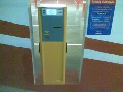 Alt automatismos dispone de modernos postes terminal entrada, de gesti�n electr�nico emisor de ticket de entrada. ...