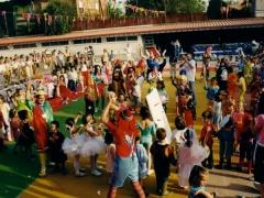 Fiestas infantiles en colegios, ayuntamientos