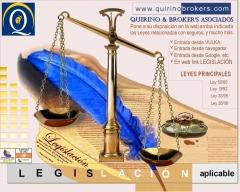 Quirino & brokers - legislaci�n aplicable a los seguros privados, desde nuestra ficha aqu� en vulka tiene entrada ...
