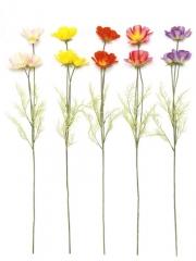 Flores cosmos artificiales de calidad. oasisdecor.com cosmos artificial