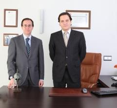 Miguel calvo y david devesa, socios fundadores.