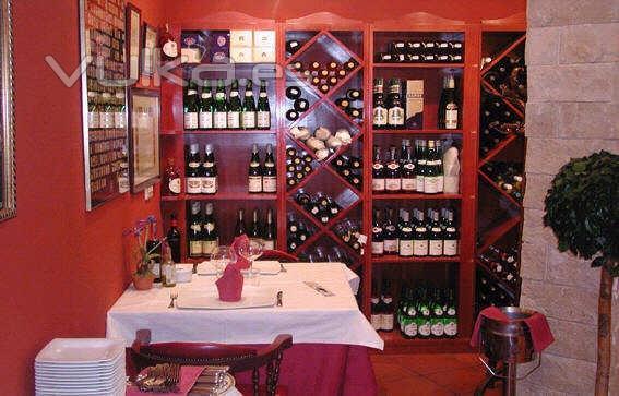 Foto de casa sevilla la vinoteca foto 4 - Vinoteca para casa ...