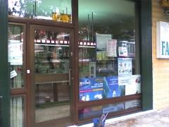 Limpieza de cristales en locales comerciales