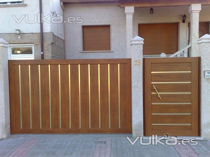 jardin » puertas correderas jardin automaticas - decoración de