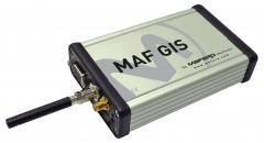 DATALOGGER MAF GIS (posicionamiento GPS, control remoto)