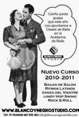 Clases de de baile intensivos de septiembre y nuevo curso 2010/11