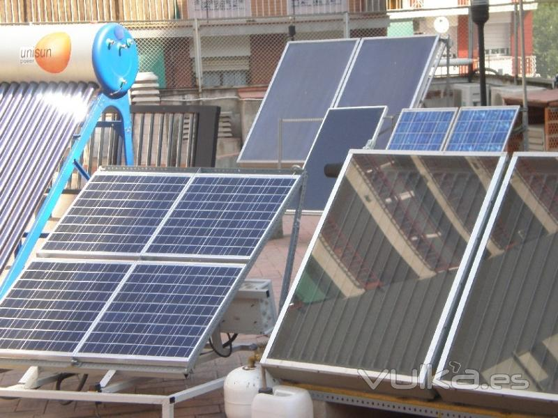 Centro tecnico europeo l 39 hospitalet de llobregat barcelona - Energia solar tenerife ...
