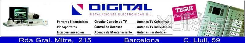 Digital Instalaciones Electrónicas le ofrece una solución integral adaptada a las necesidades que su finca ...