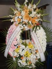 Foto 19 servicios funerarios en Segovia - Floristeria Osiria