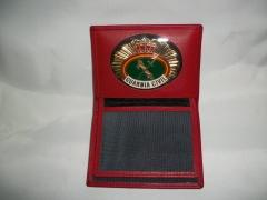 Fabricamos en ubrique carteras de polic�a,portaboletines de denuncias y portaplacas.