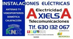 Foto 16 automatismos en Cantabria - Axielsa Instalaciones Electricas