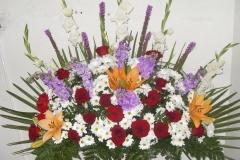Foto 325 servicios funerarios - Flores en Segovia