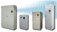 Baterias de condensadores para reactiva