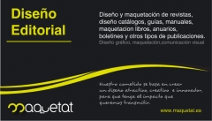 Dise�o editorial Barcelona, dise�o grafico, comunicacion visual