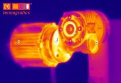 Termograf�a de instalaci�n mec�nica