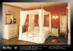 Dormitorio forja versalles