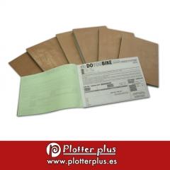 Albaranes y copiativos en imprenta plotterplus