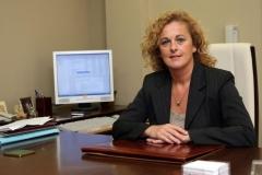 Maria josé carrillo es la titular del despacho