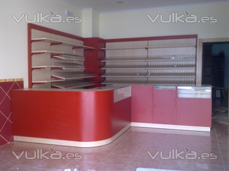 foto mueble para comercio