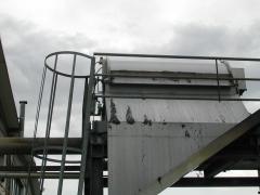 Sistema desbaste aguas residuales para tintorerias, mataderos, bodegas