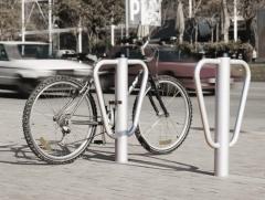 Z-6980 aparcabicis una bicicleta coppa