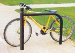 Z-6930 aparcabicis una o dos bicicletas gamma