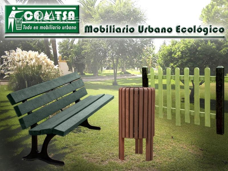 Foto Mobiliario Urbano Ecologico