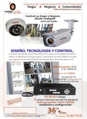 VISIONA CONTROL CCTV