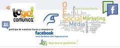 Logocomunica abre su p�gina en facebook