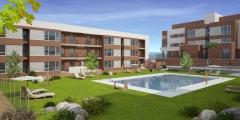 Proyecto de viviendas de VPP en Arroyo Espino, Comenar Viejo. Arquitectos: Estudio LAMELA.