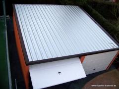 Garajes prefabricados met�licos vicenber