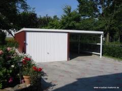 Garajes desmontables. casetas prefabricadas vicenber