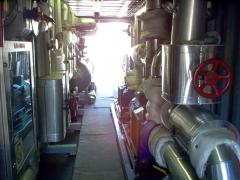 STS-Interior equipo de recirculación