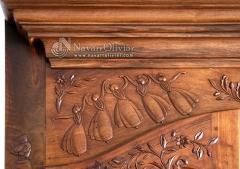 Tallado de madera a medida